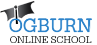 The Ogburn Online School Logo